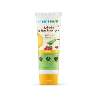 Mamaearth HydraGel Indian Sunscreen For Sun Protection