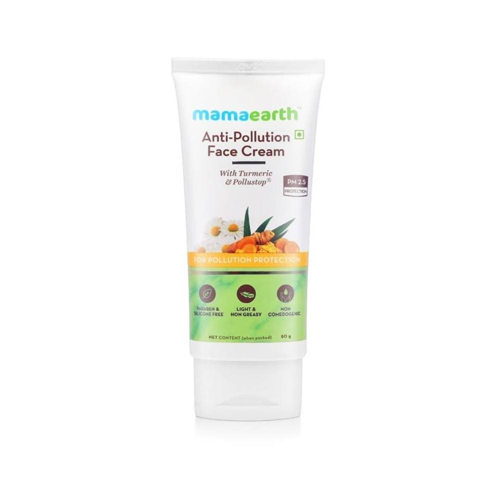 Mamaearth Anti-Pollution Face Cream For Pollution Protection
