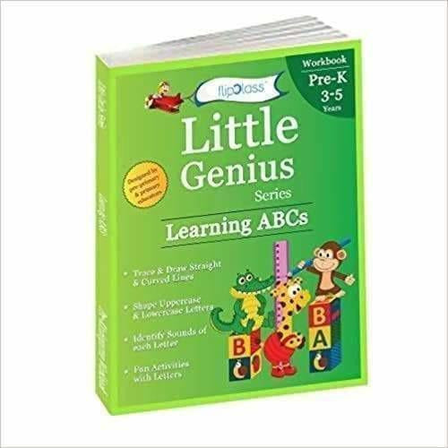 Learning ABCs: Alphabet Activities to Pre-Schooler (3-5 years)(english)