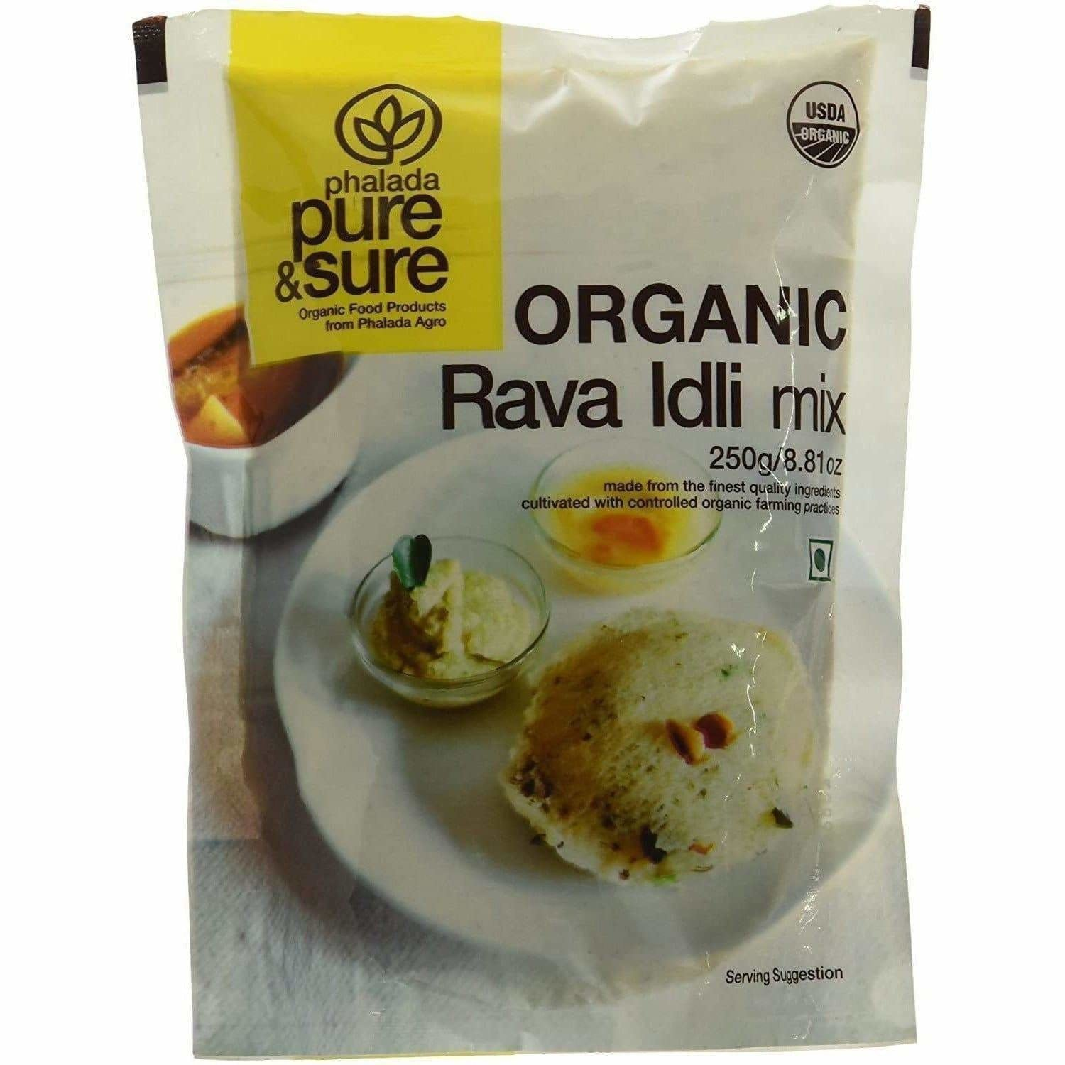 Pure and Sure Organic Rava Idli Mix