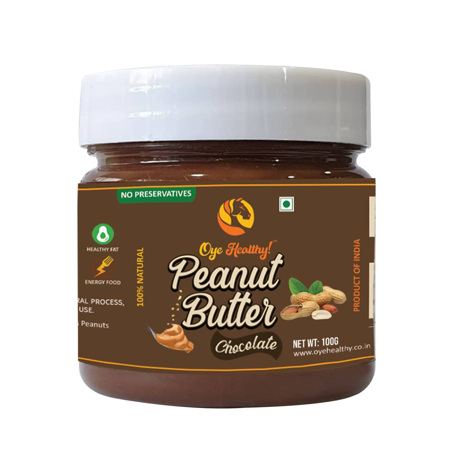 Oye Healthy Peanut Butter Chocolate