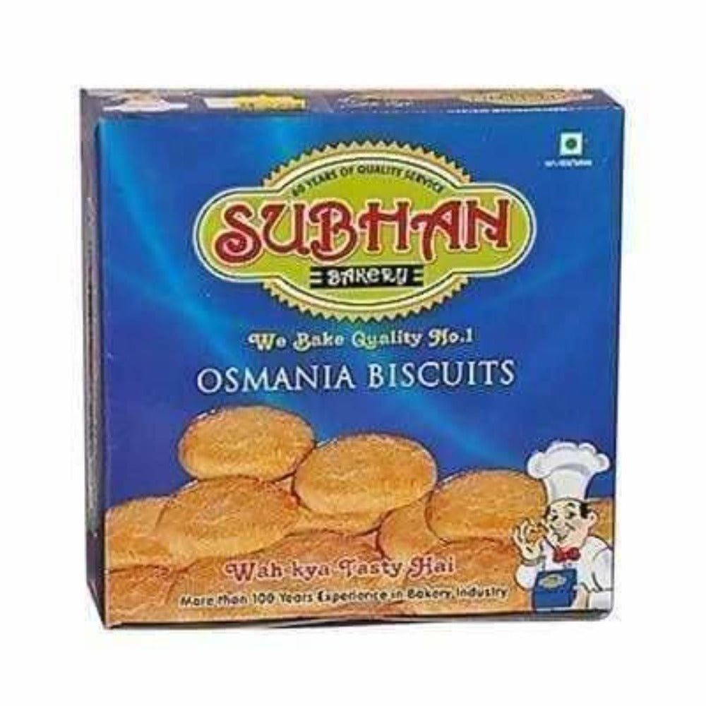 Osmania Biscuits