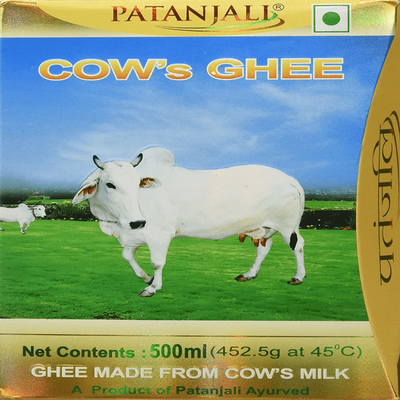 Patanjali Cow's Ghee
