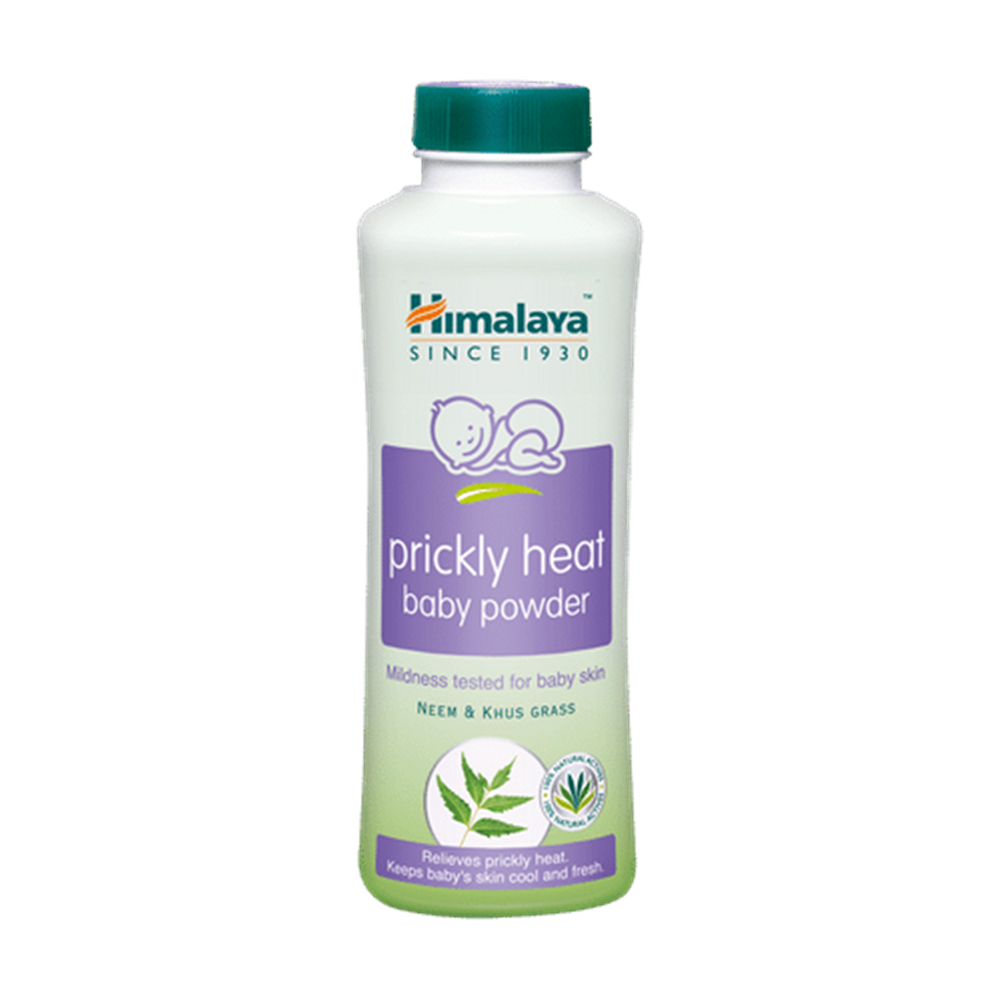 Himalaya Herbals - Prickly Heat Baby Powder - Distacart