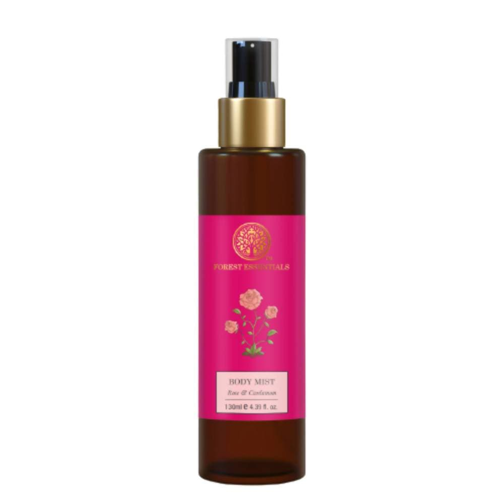 Forest Essentials Body Mist Rose & Cardamom - Distacart