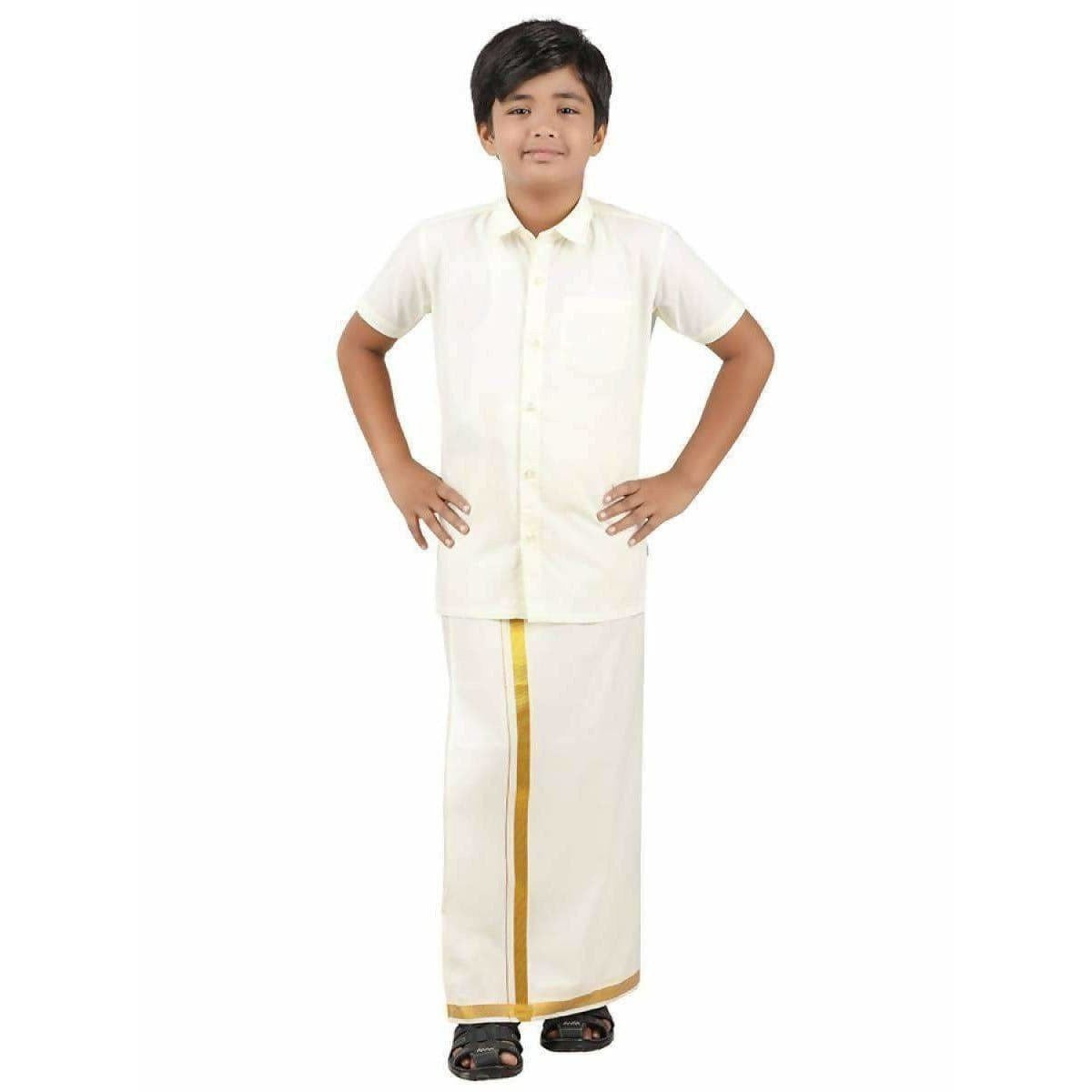 Ramraj Little stars Dhoti