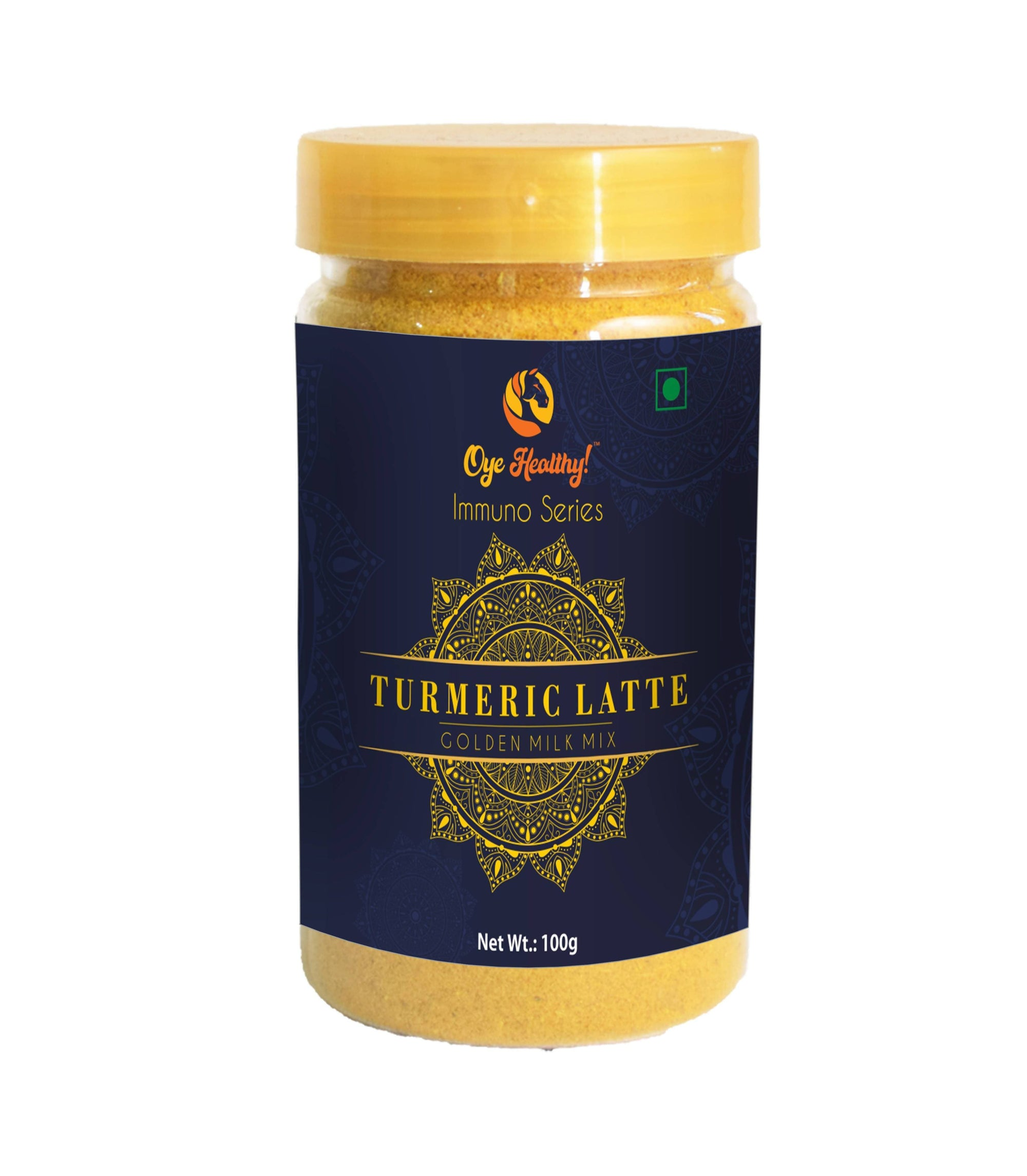 Oye Healthy Immuno Series Turmeric Latte Golden Milk Mix
