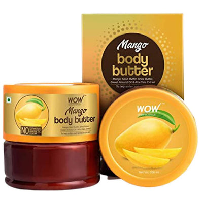 Wow Skin Science Mango Body Butter