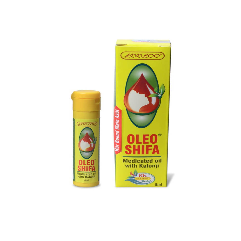 Looloo Oleo Shifa Medicated Oil with Kalonji - Distacart