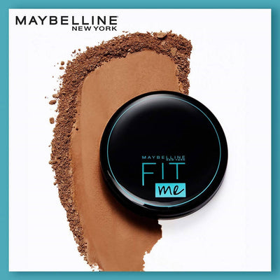 Maybelline New York Fit Me 12Hr Oil Control Compact, 310 Sun Beige (8 Gm) - Distacart