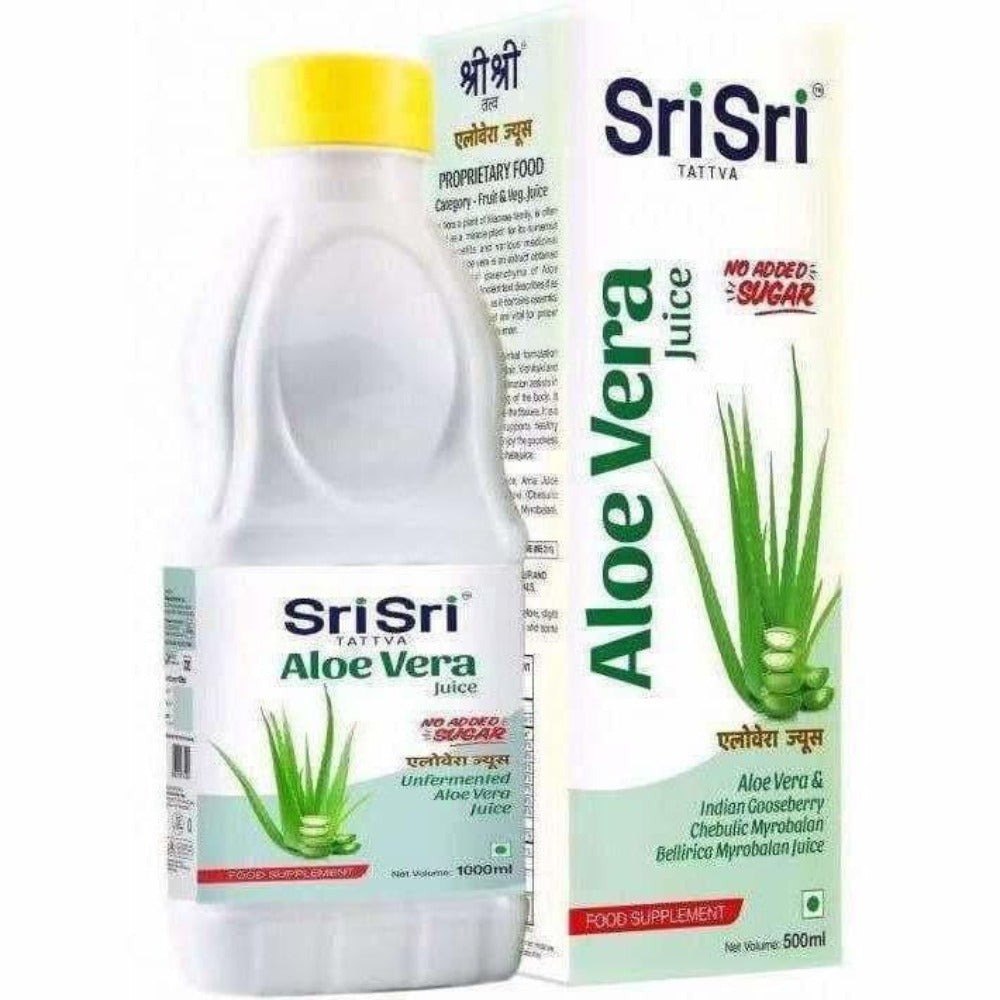 Sri Sri Tattva Aloevera Juice