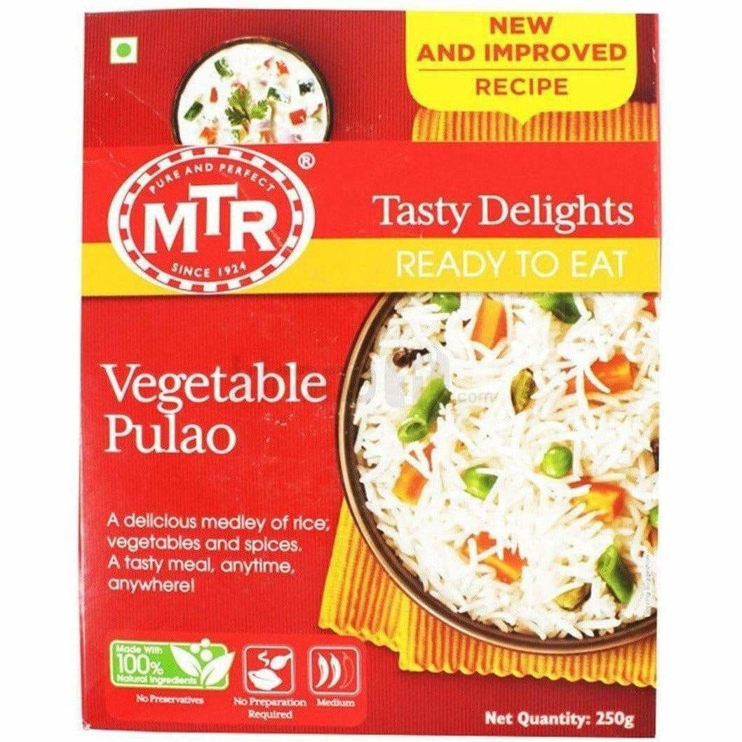 MTR Vegetable Pulao