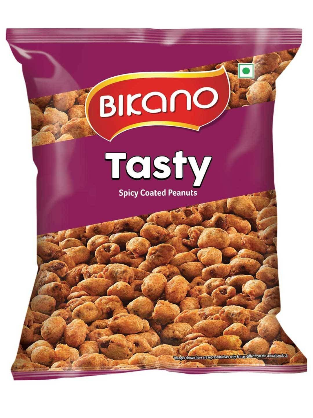 Bikano Tasty Spicy Coated Peanuts