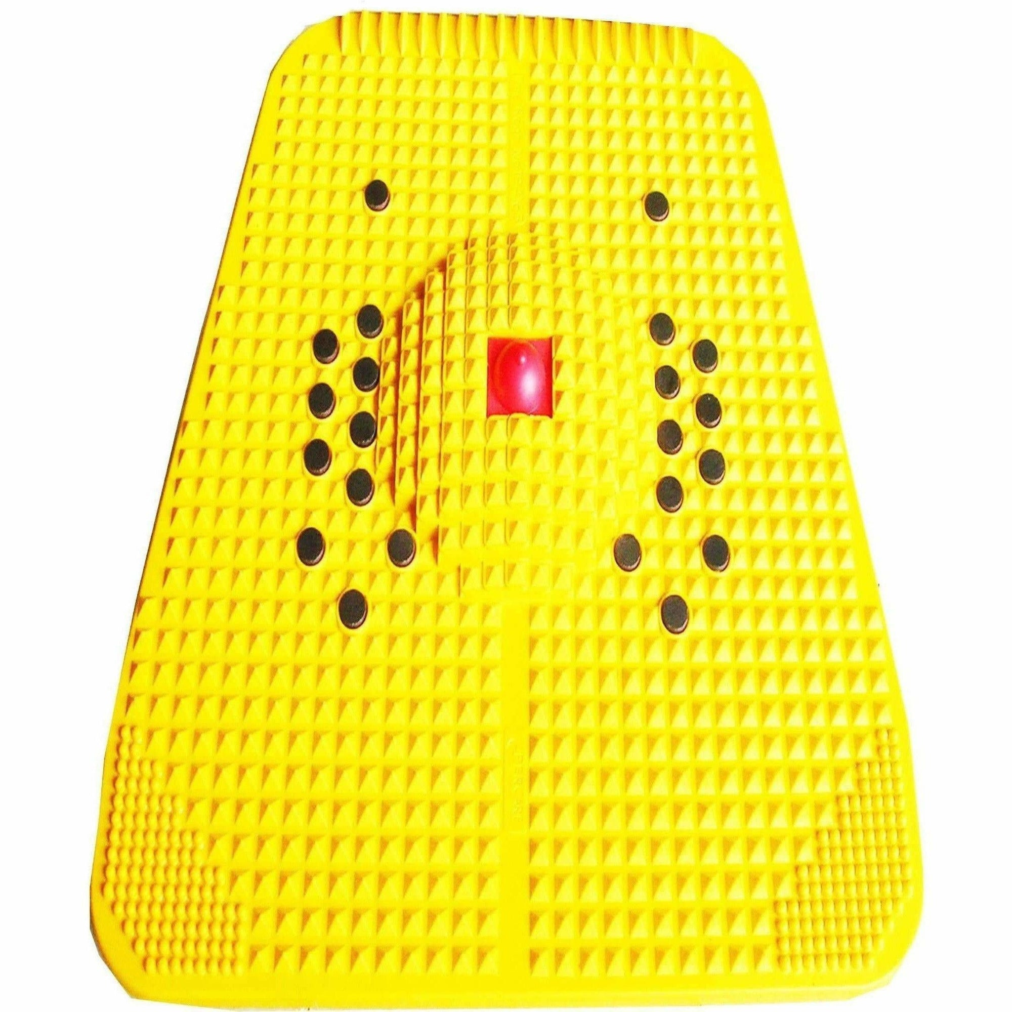 Yellow - Powermat Accupressure Mat Massager