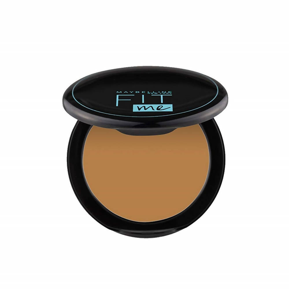 Maybelline New York Fit Me 12Hr Oil Control Compact, 330 Toffee (8 Gm) - Distacart