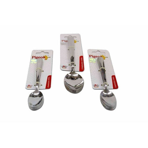 Pigeon Spoons 6 piece (Small size) - Dista Cart