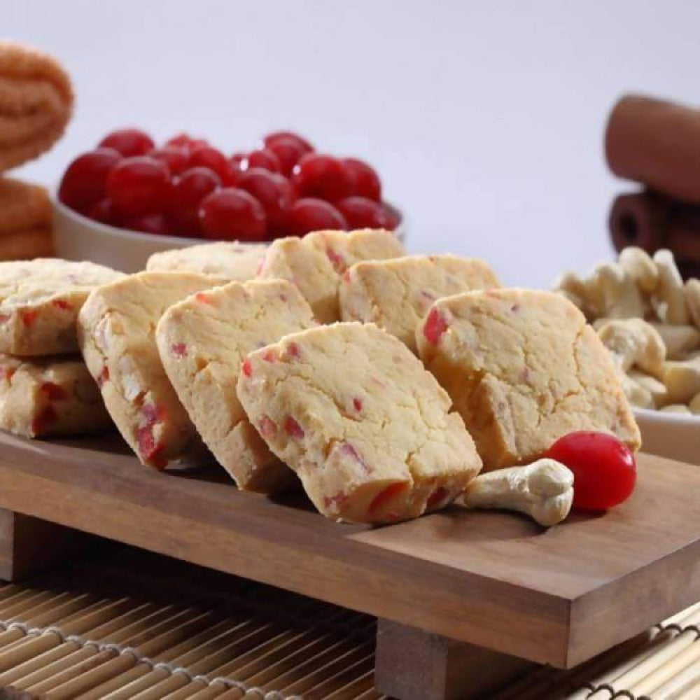 Cafe Niloufer Fruit Biscuits