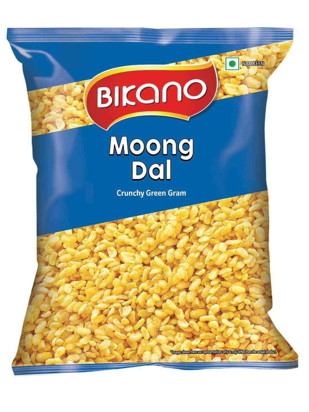 Bikano Moong Dal Salted