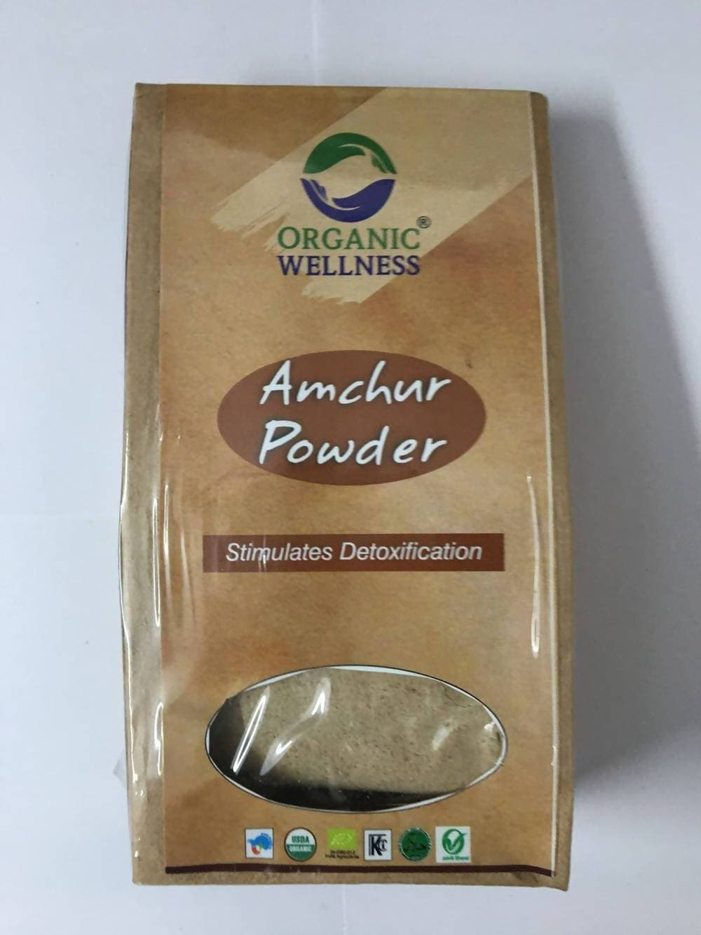 Organic Wellness Amchur Powder