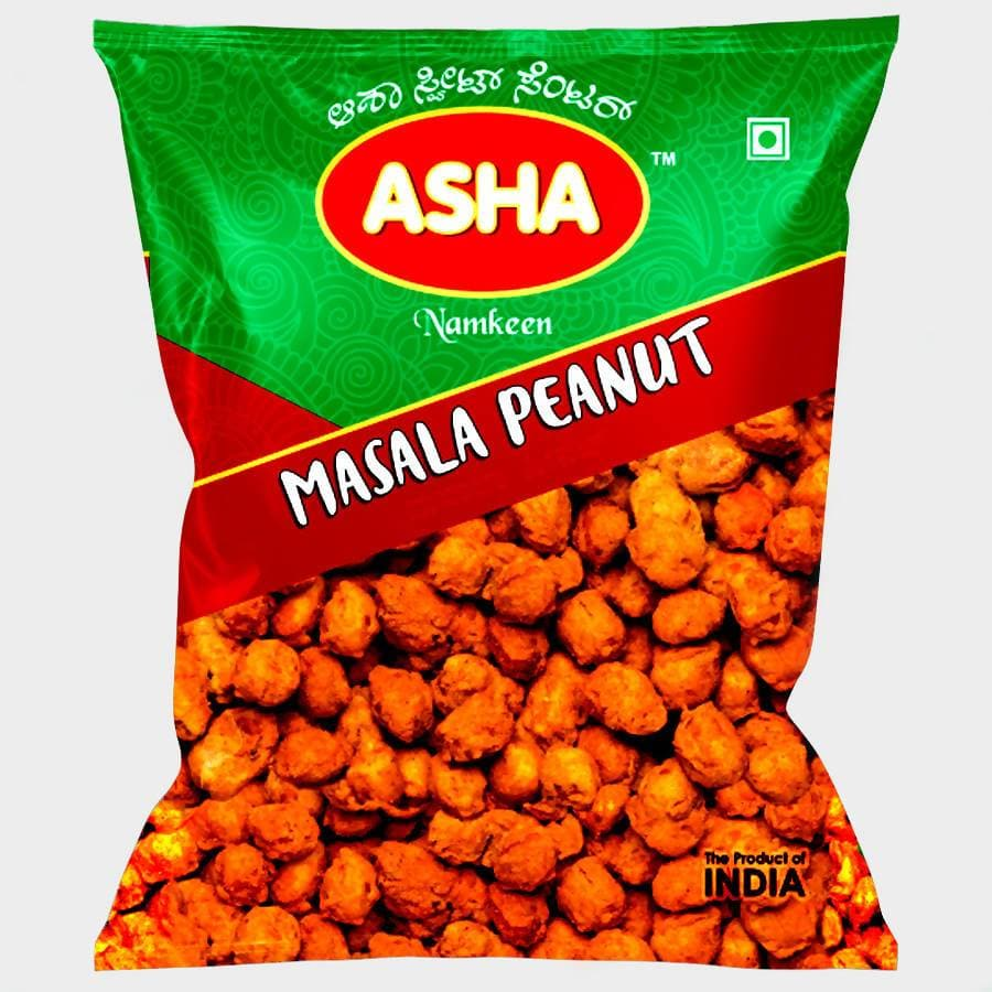 Asha Sweet Center Masala Peanut