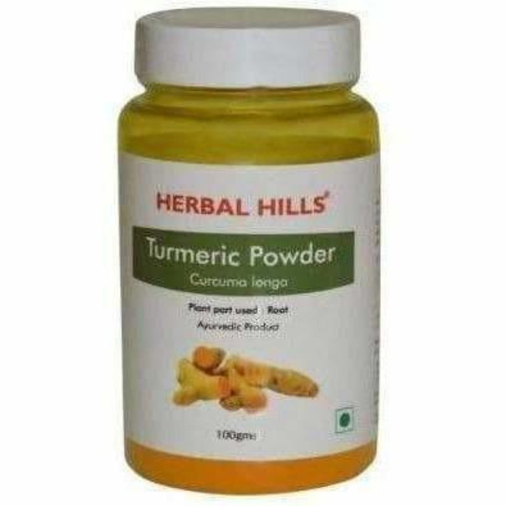 Herbal Hills Ayurveda Turmeric Powder