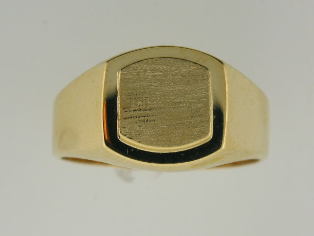 19.2kt Portuguese Gold Men´s Ring