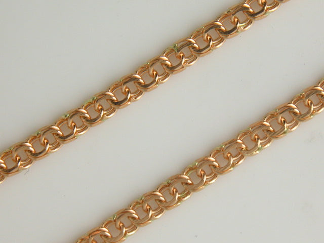 FRIZO2.2mm - 19.2kt Portuguese Gold Solid Frizo Chain (2.2mm thickness) - Columbia Jewelers, Fall River, Massachusetts, USA