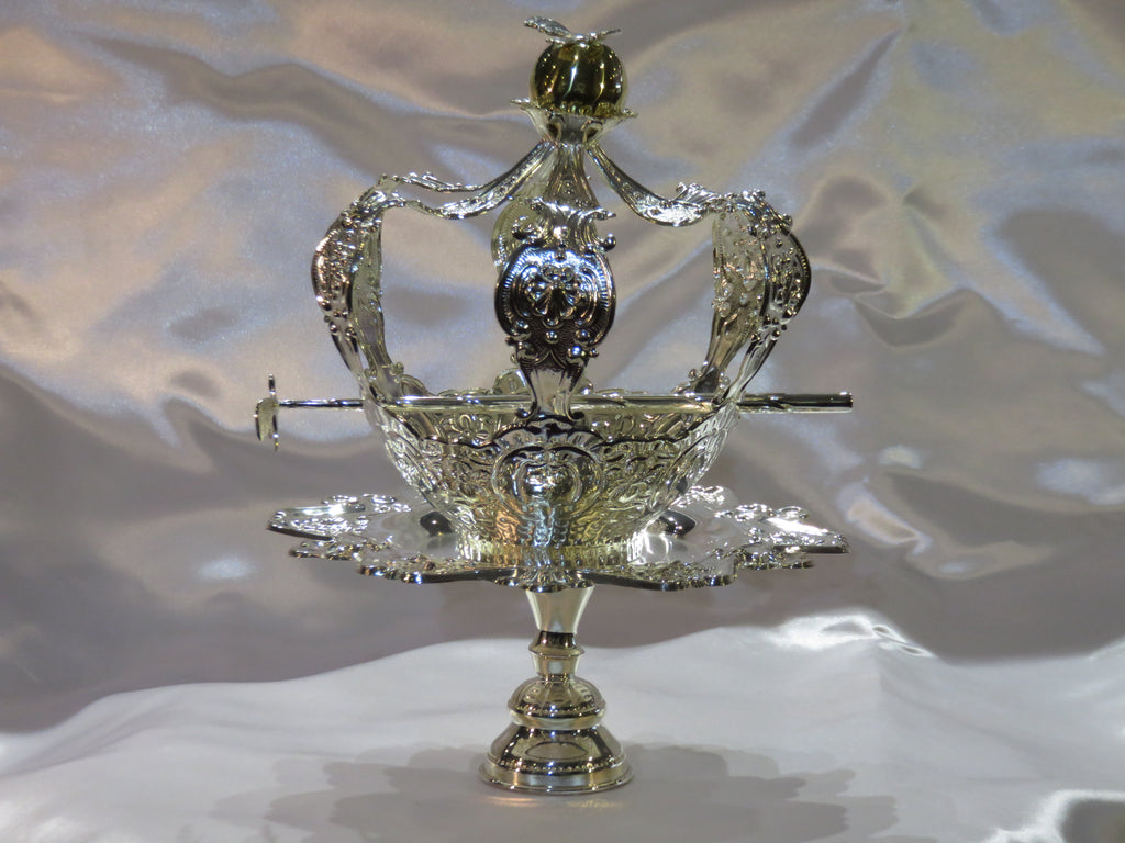 "4 - 9.5"" Holy Ghost Crown - Columbia Jewelers, Fall River, Massachusetts, USA"
