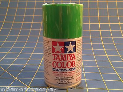 Tamiya PS-21 Park Green Polycarbonate Spray Can 3 Paint # 86021 Mid-America
