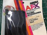 "AURORA AFX 9"" Wiggle Track 2 PC  No Broken Tabs from Mid America Raceway"