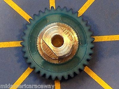 Red Fox 64 Pitch 35 Tooth 3/32 axle spur gear from Mid America Raceway