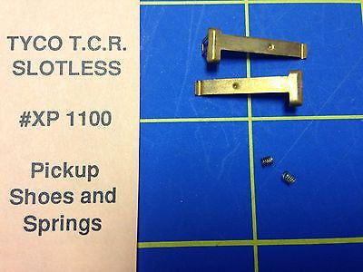 Tyco TCR Pick Up Shoes and Springs HO Slot car HXP 1100 Mid-America Raceway