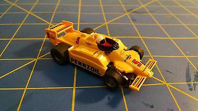 TYCO 440-X2 PENNZOIL #5 INDY F1 HO RTR Car Mid America