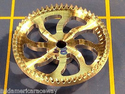 Sonic Light 3/32 64 Pitch 58 Tooth Aluminum Drag Crown Gear Mid America Raceway