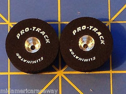 Pro Track Pencil Hub Custom TQ 1.01  x .435 Rear Drag Tires N277 from MidAmerica