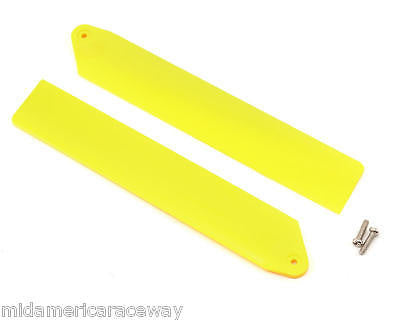 BLADE mCPX 2 Hi-Performance Main Rotor Blade Set Yellow mCP  Mid America Raceway