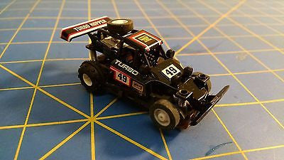 TYCO 440-X2 Turbo Hopper #49 HO RTR Car Mid America