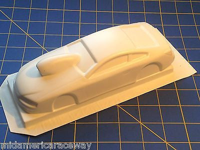 Straightlines Pontiac GXP P/S Styrene Drag body 1/24 sl55x 1/24 from Mid-America