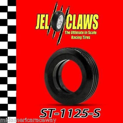 ST 1125-S 1/32 Scale Slot Car Tire fits Front Strombecker Cheetah and Ferrari