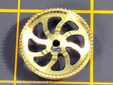 Sonic Light 3/32 64 Pitch 60 Tooth Aluminum Drag Crown Gear Mid America Raceway