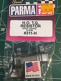 PARMA #311H 15 Ohm Wet Wound Controller Resistor from Mid America Raceway