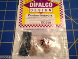 Difalco HD30 Custom Resistor Network - Faster response - DD-259 from Mid-America