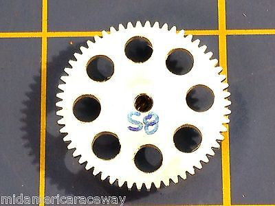 Sonic Light 3/32 64 Pitch 58 Tooth Aluminum Drag Spur Gear Mid America Raceway