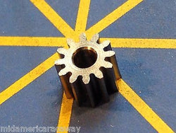 Sonic 64 Pitch 12 Tooth Drag Pinion Gear from Mid America Raceway 1/24 slot car