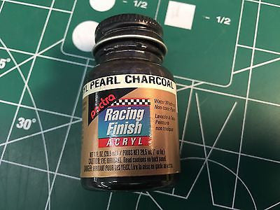 Pactra RC5209 Pearl Charcoal 1 oz Acrylic Racing Finish Polycarbonate Lexan