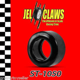 ST1050 - 1/32 Scale Jel Claws Slot Car Racing Tires. Fit Fly GT40, Ferrari 365