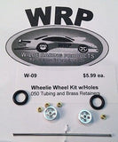 WRP W-09 Holes Wheelie Bar Complete Kit 1/24 Drag Car from Mid-America Raceway