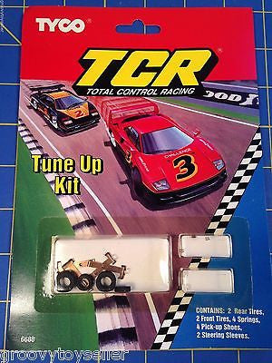 Tyco TCR Slotless Tune Up Kit from Mid-America Raceway Naperville 6688