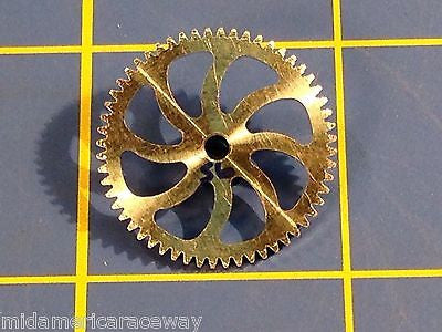 Sonic Light 3/32 64 Pitch 56 Tooth Aluminum Drag Spur Gear Mid America Raceway