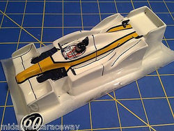 F-1 Eurosport 32 scale painted body 1/32 from Mid America Raceway 60